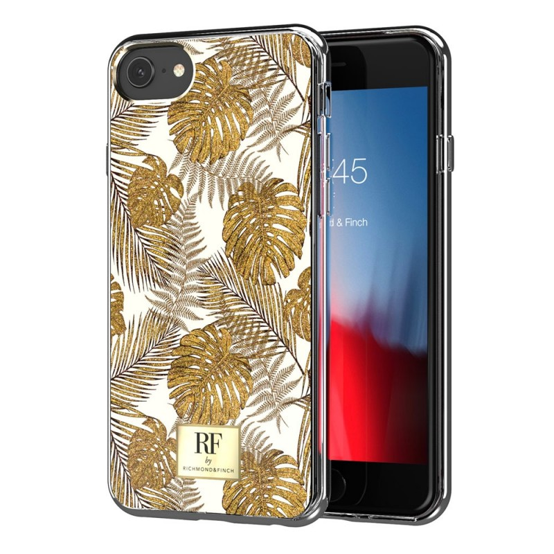 Richmond & Finch RF Series TPU iPhone 8/7/6S/6 Golden Jungle - 1