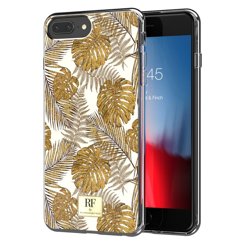 Richmond & Finch RF Series iPhone 8 Plus/7 Plus Golden Jungle - 1