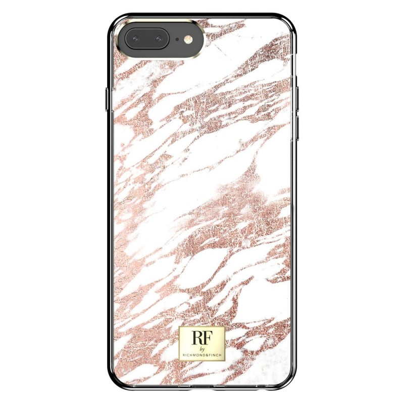 Richmond & Finch RF Series iPhone 8 Plus/7 Plus Rose Gold Marble - 3