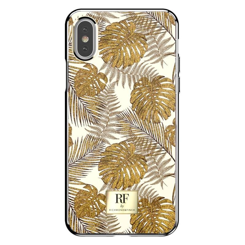 Richmond & Finch RF Series iPhone X/XS Golden Jungle - 3