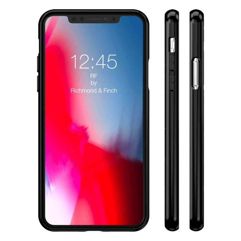 Richmond & Finch RF Series iPhone X/XS Black Marble - 2