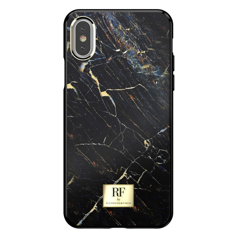 Richmond & Finch RF Series iPhone X/XS Black Marble - 3