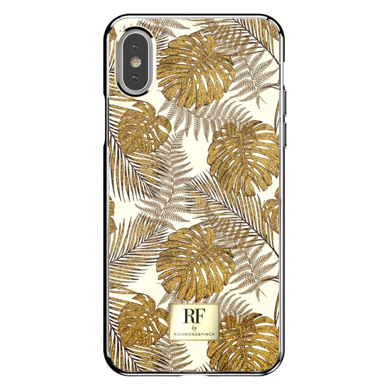 Richmond & Finch RF Series iPhone XS Max Golden Jungle - 3