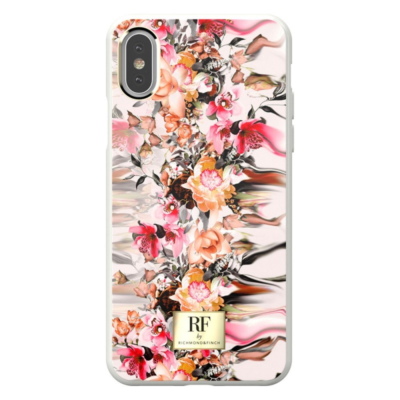 Richmond & Finch RF Series iPhone XS Max Marble Flower - 3