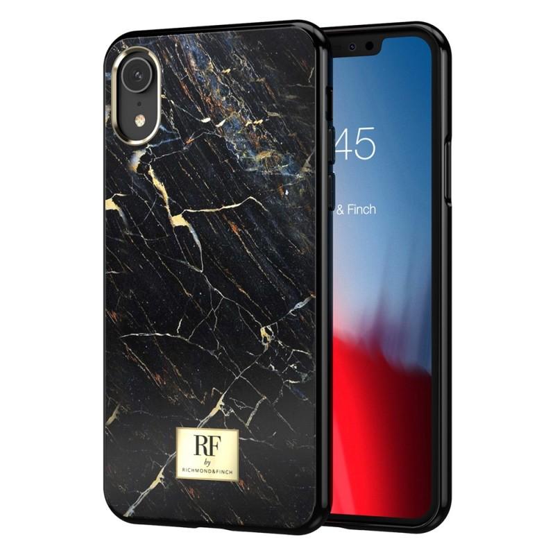 Richmond & Finch RF Series iPhone XR Black Marble - 1