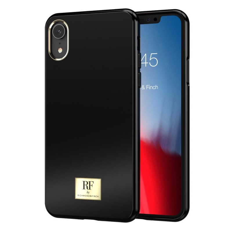 Richmond & Finch RF Series iPhone XR Black Tar - 2