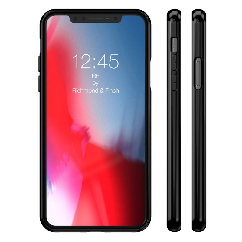 Richmond & Finch RF Series iPhone XR Black Tar - 3