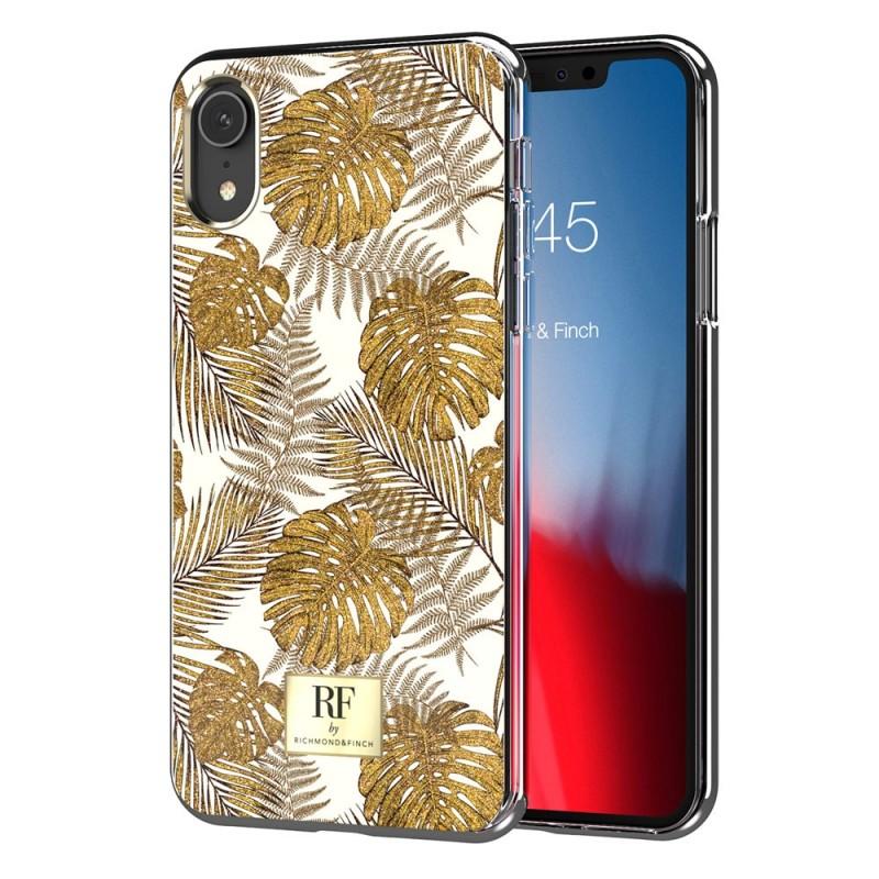 Richmond & Finch RF Series iPhone XR Golden Jungle - 1