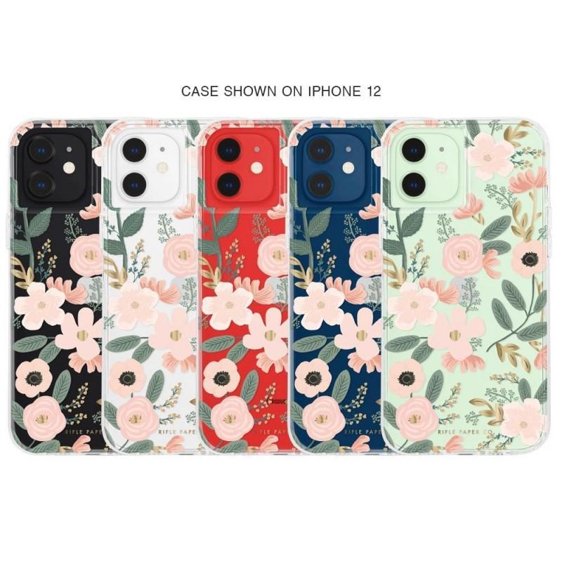 Case-Mate - Rifle Paper Flower Case iPhone 12 Mini 5.4 inch 04