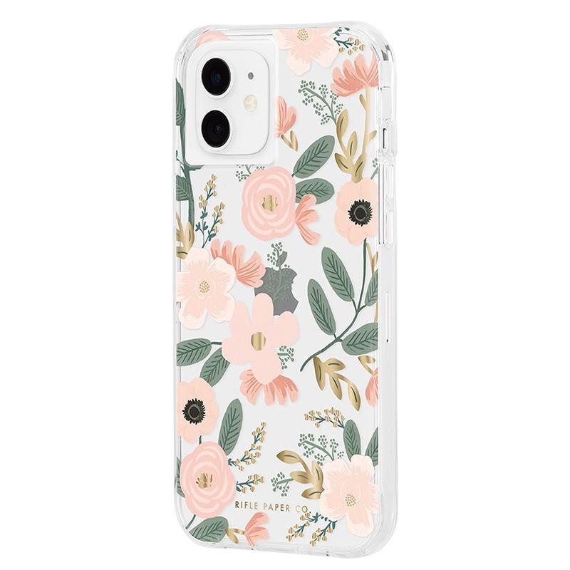 Case-Mate - Rifle Paper Flower Case iPhone 12 Mini 5.4 inch 02