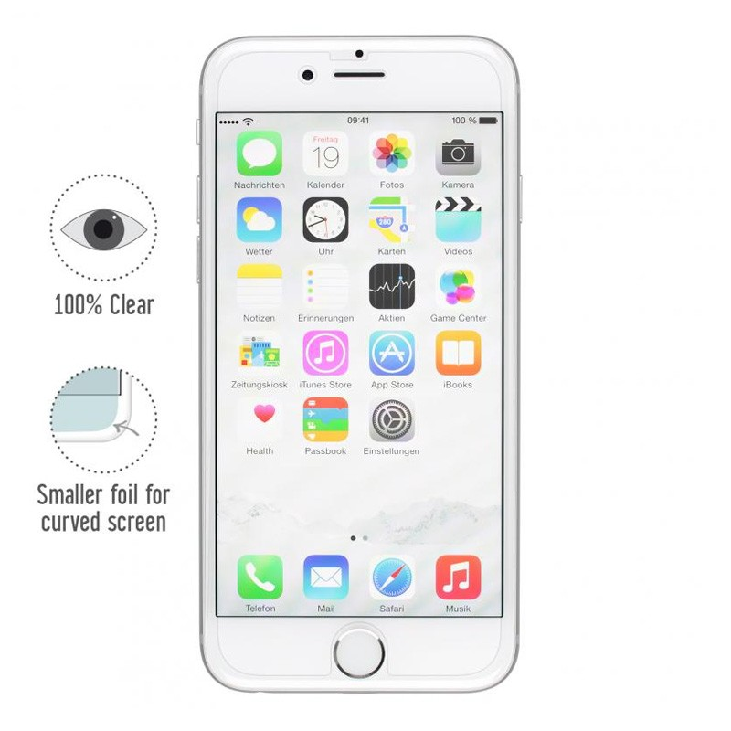 Artwizz ScratchStopper Clear iPhone 6 Plus - 1