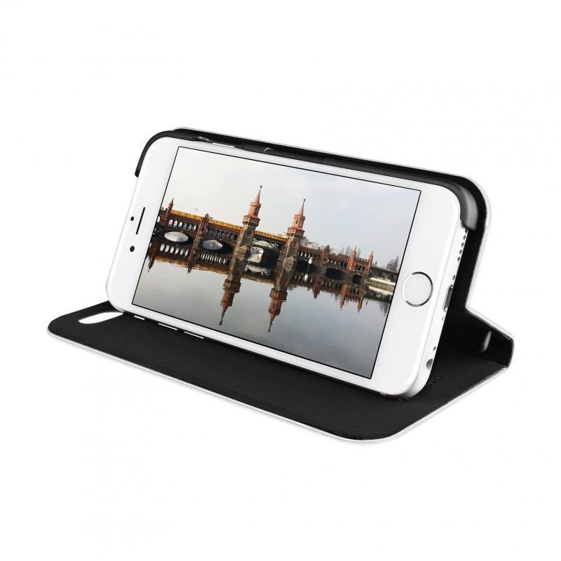 Artwizz SeeJacket Folio iPhone 6 White - 4
