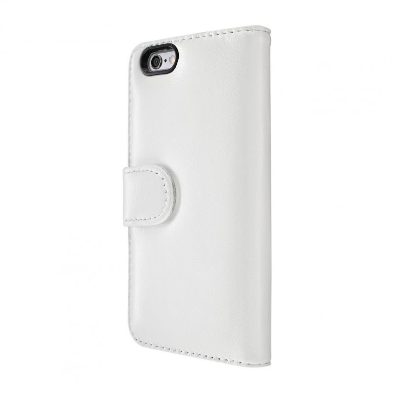 Artwizz SeeJacket Leather iPhone 6 White - 2