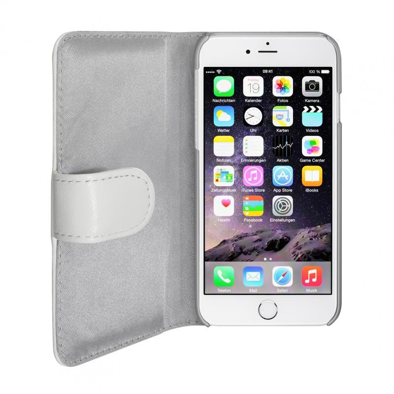 Artwizz SeeJacket Leather iPhone 6 White - 4