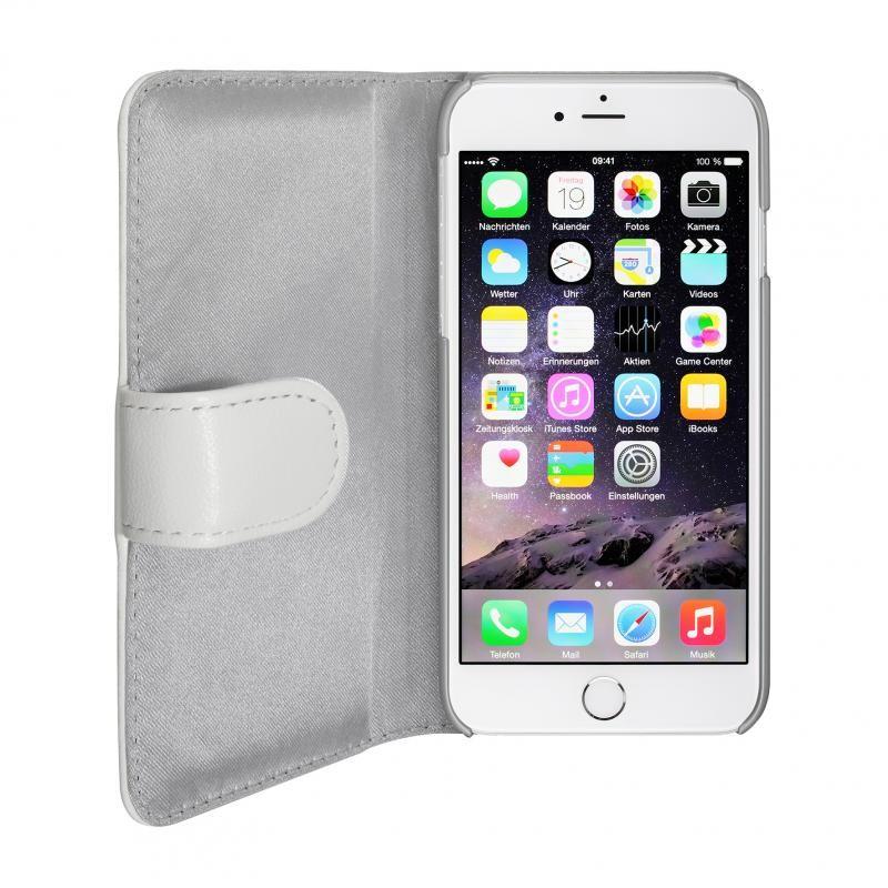 Artwizz SeeJacket Leather iPhone 6 White - 4