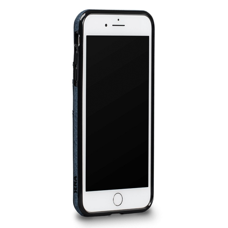 Sena Bence Lugano Wallet iPhone 8 Plus/7 Plus Blauw - 2