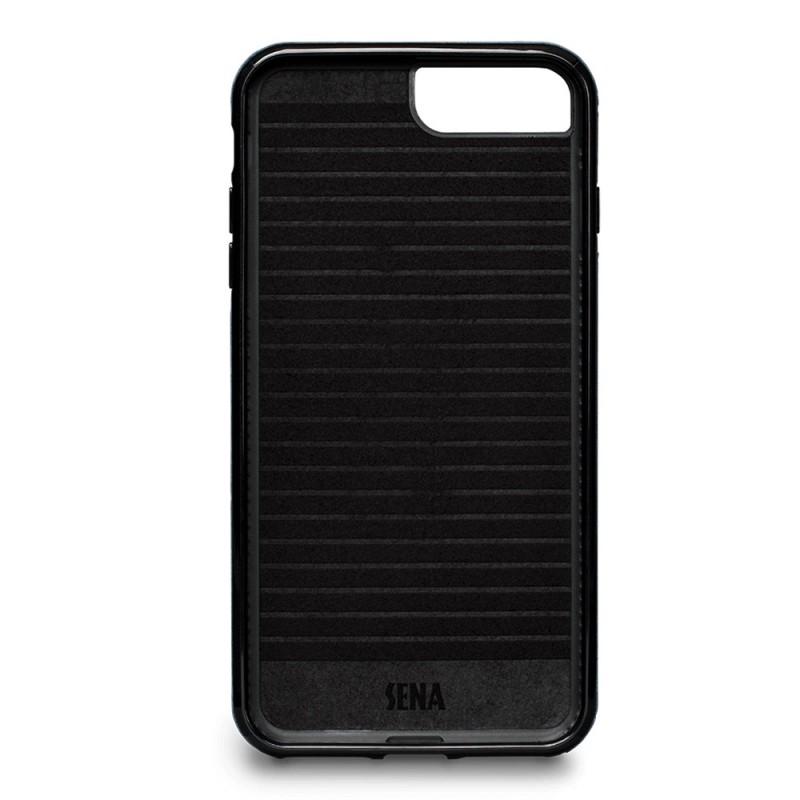 Sena Bence Lugano Wallet iPhone 8 Plus/7 Plus Blauw - 3