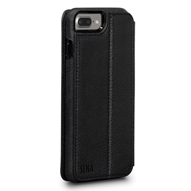 Sena Bence Wallet Book iPhone 8 Plus/7 Plus Zwart - 5