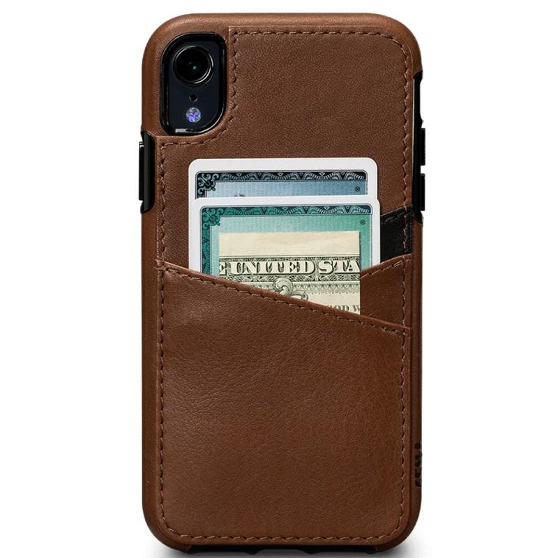 Sena Deen Lugano Wallet Phone XR Hoes Bruin 02
