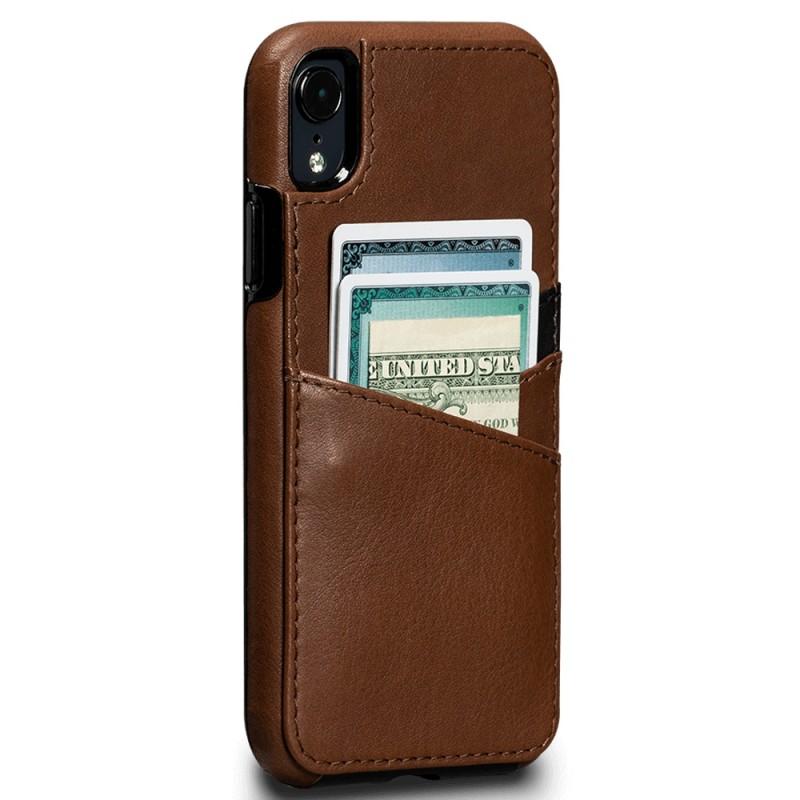 Sena Deen Lugano Wallet Phone XR Hoes Bruin 01