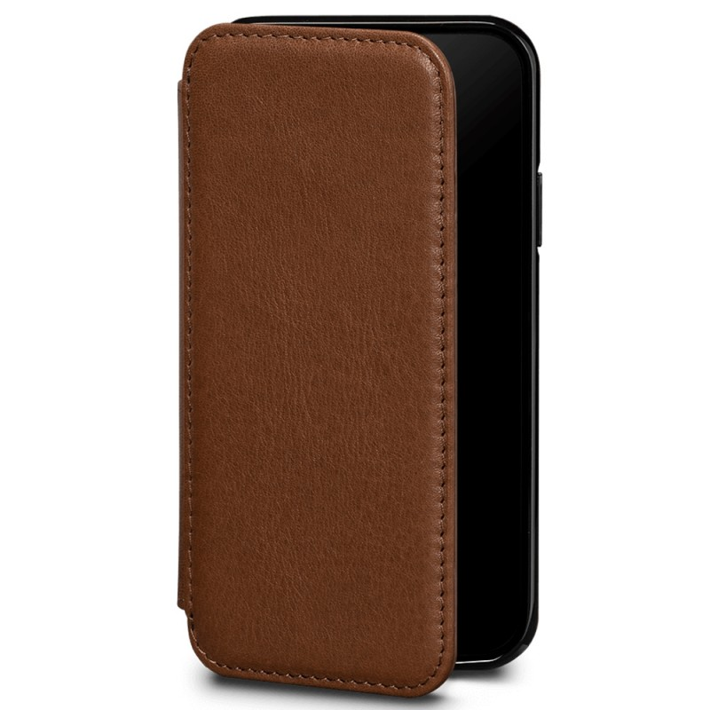 Sena Deen Wallet Book iPhone XR Bruin 01