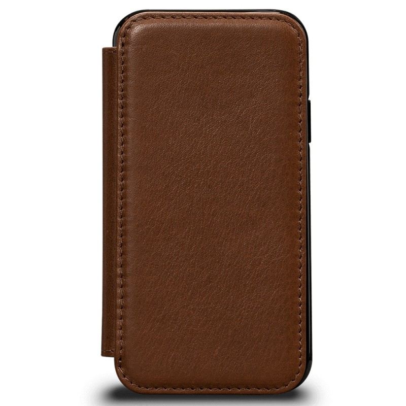 Sena Deen Wallet Book iPhone XR Bruin 08