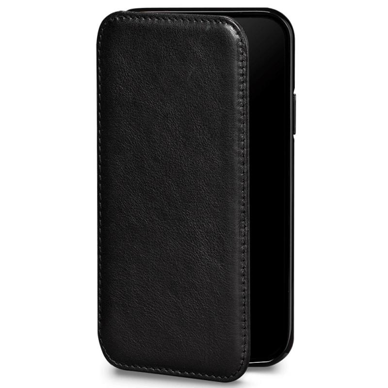 Sena Deen Wallet Book iPhone XR Zwart 01