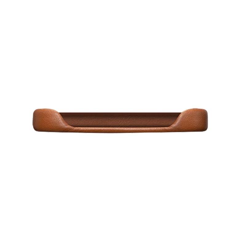 Sena Leather Skin iPhone 12 / 12 Pro 6.1 inch Bruin - 3