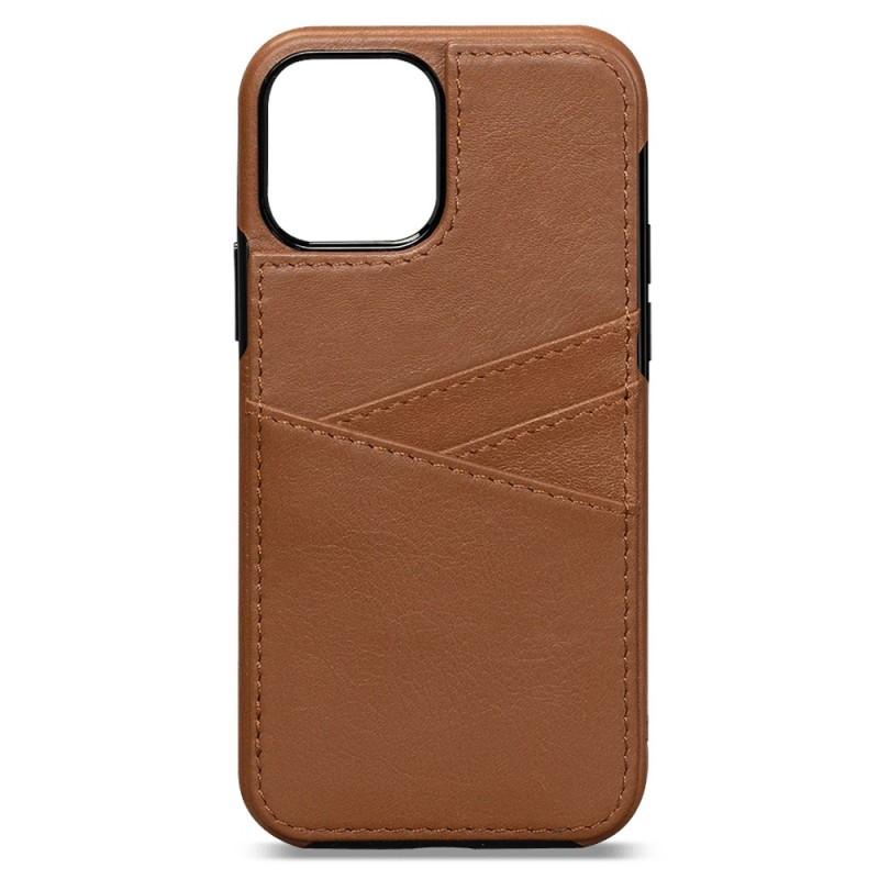 Sena Lugano Wallet iPhone 12 Mini Bruin - 2