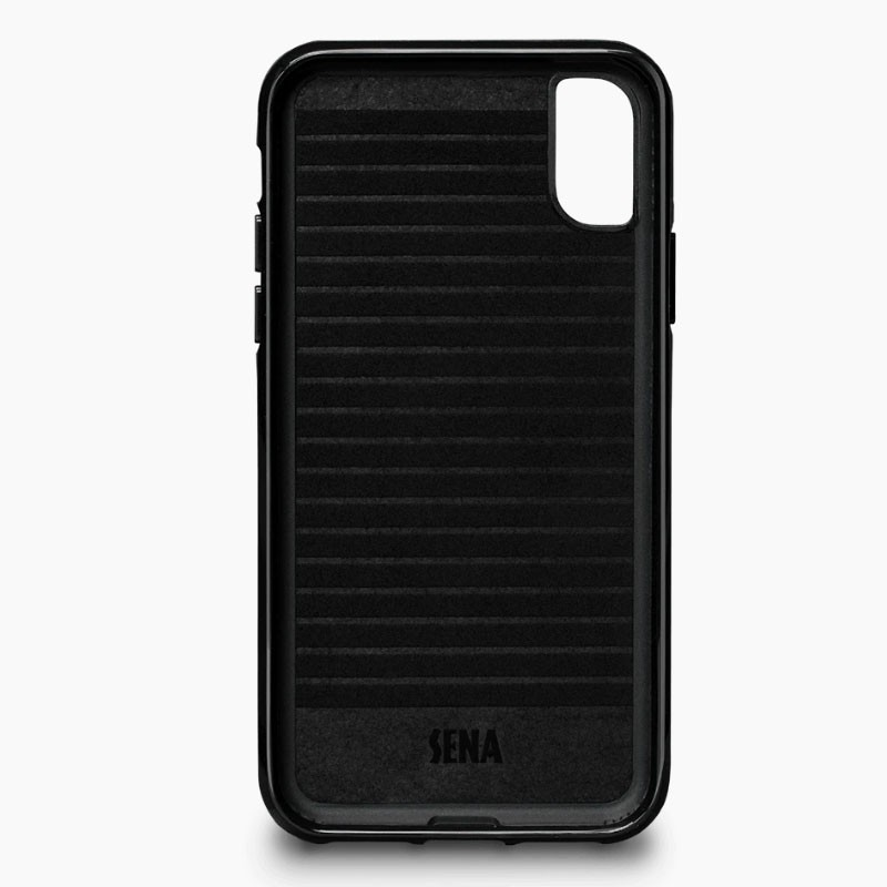 Sena Deen Lugano Wallet iPhone XR Cognac - 3
