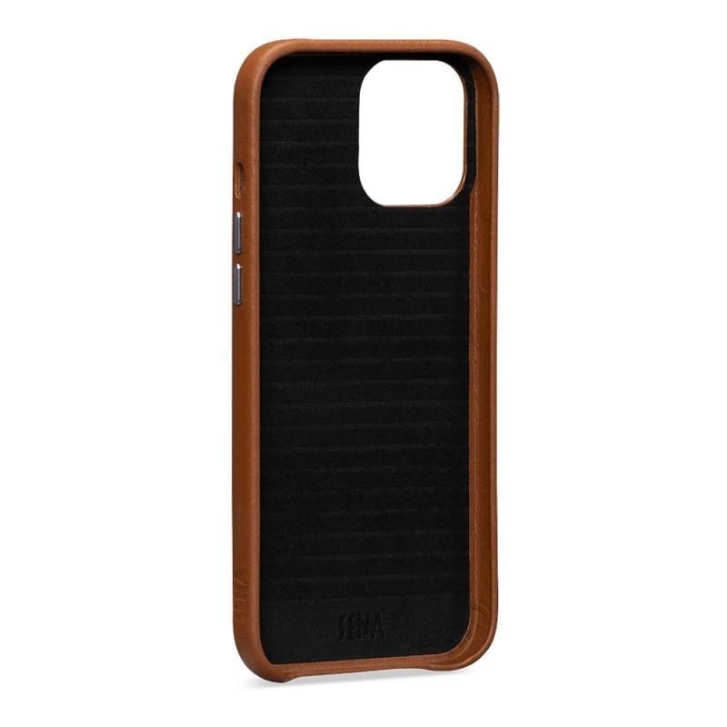 Sena Snap On Wallet iPhone 12 Mini Bruin - 2
