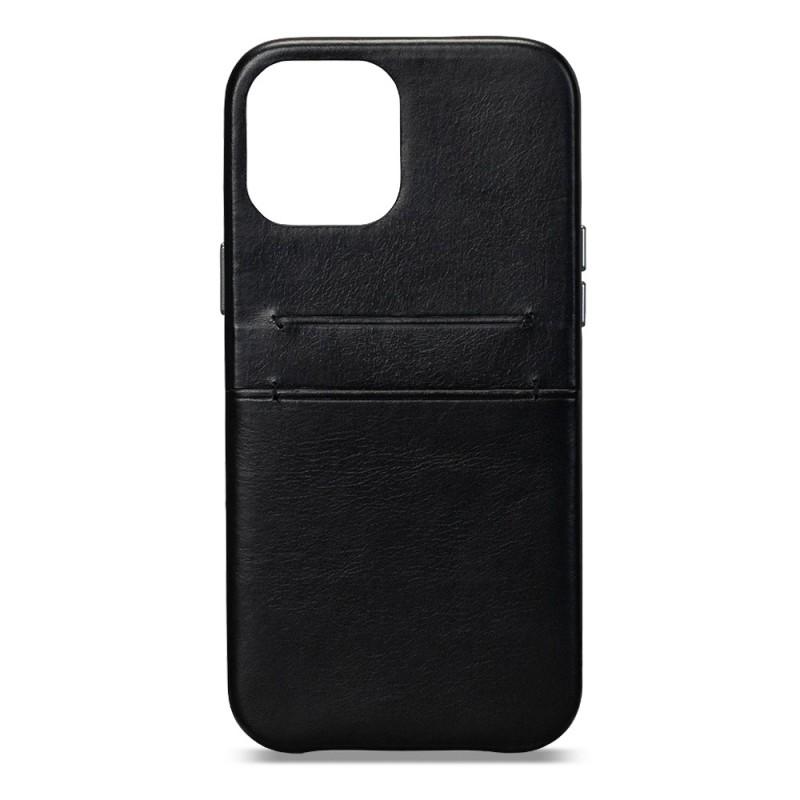 Sena Snap On Wallet iPhone 12 Pro Max Zwart - 2