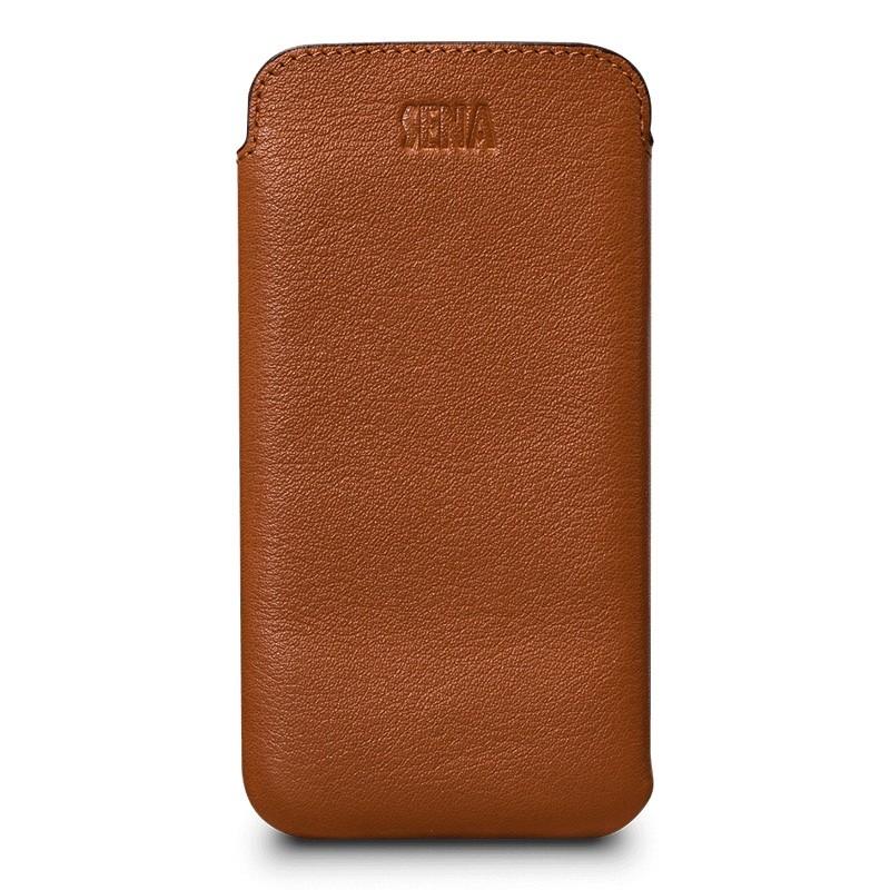 Sena Ultraslim Classic iPhone 8/7/6S/6 Tan Brown - 1