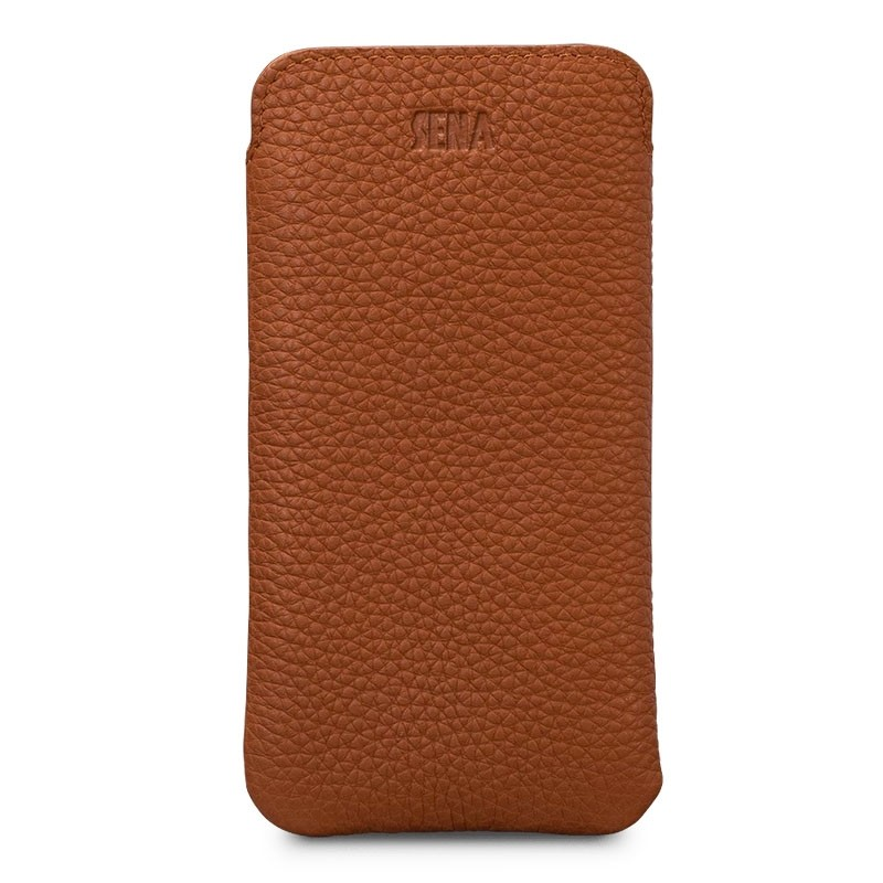 Sena UltraSlim Sleeve iPhone 11 Pro Max Bruin - 1