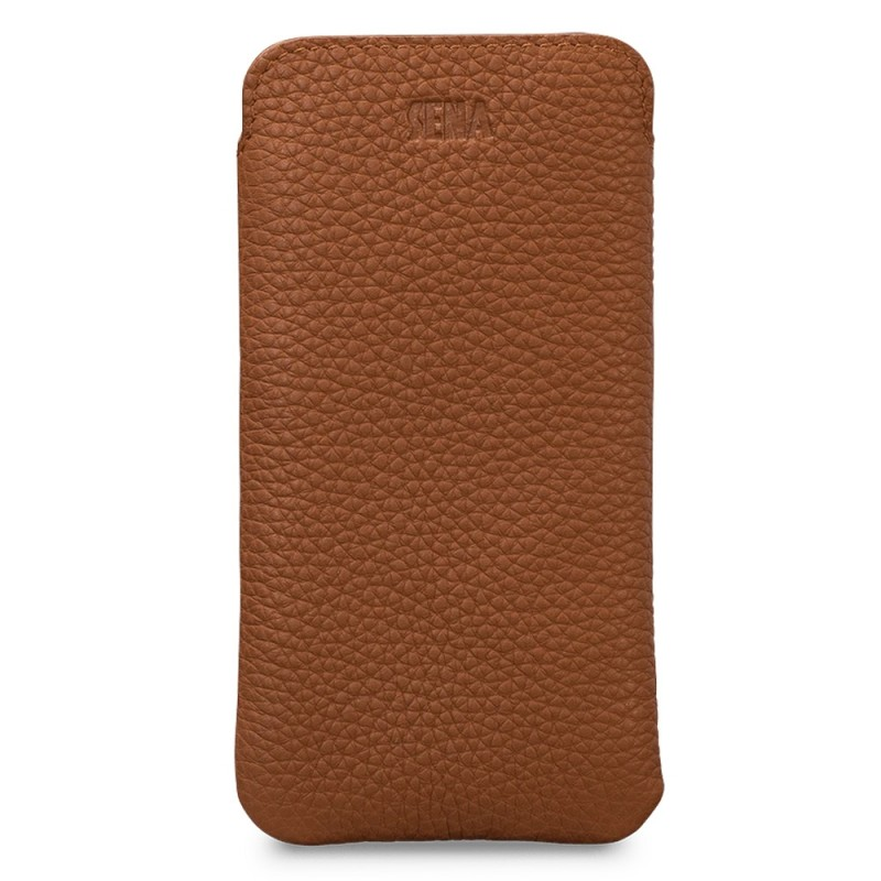 Sena UltraSlim Sleeve iPhone 12 / 12 Pro Bruin - 1