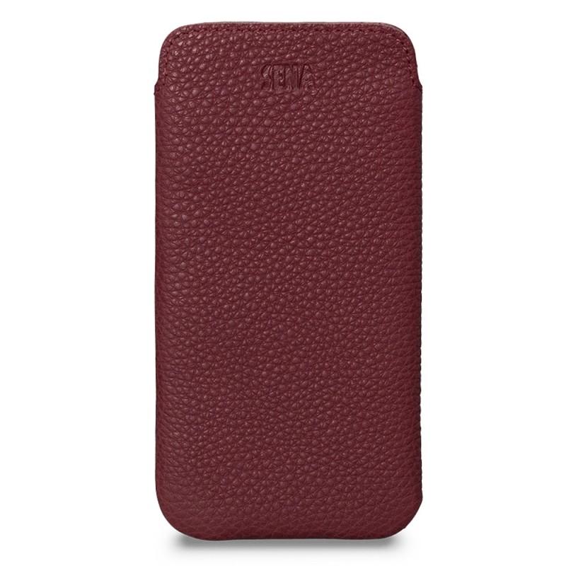 Sena UltraSlim Sleeve iPhone 12 / 12 Pro Rood - 1