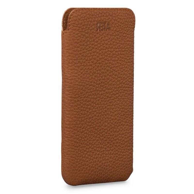 Sena UltraSlim Sleeve iPhone 12 Mini Bruin - 2