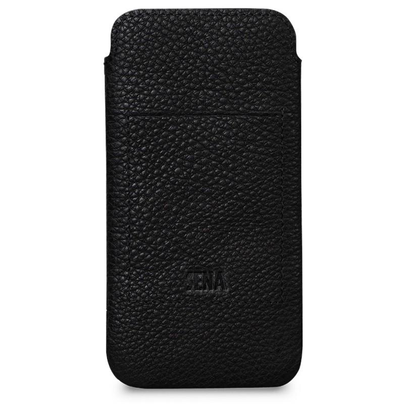 Sena UltraSlim Wallet iPhone 12 Mini Zwart - 3