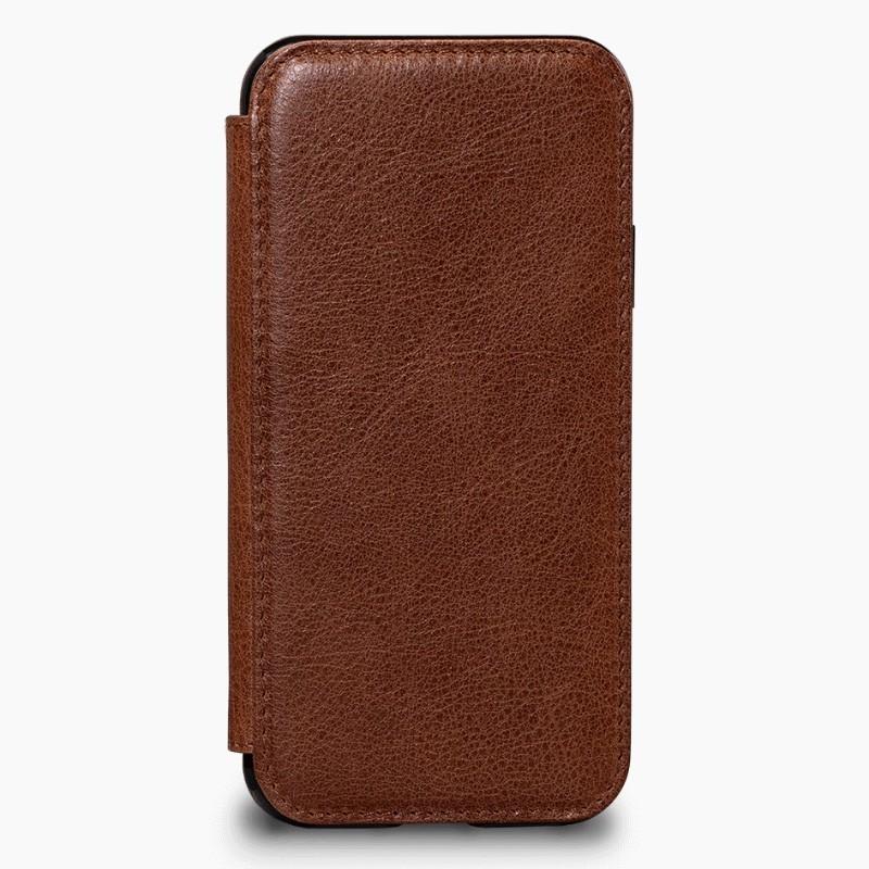 Sena Wallet Book iPhone 11 Bruin - 2