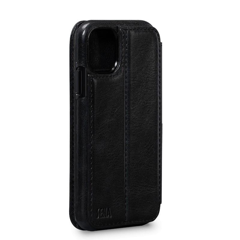 Sena Wallet Book iPhone 11 Pro Max Zwart - 2