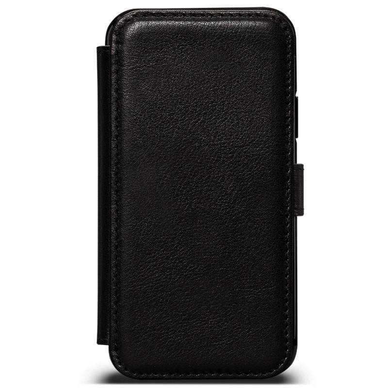 Sena Walletbook Classic iPhone XS Max Hoesje Zwart 01