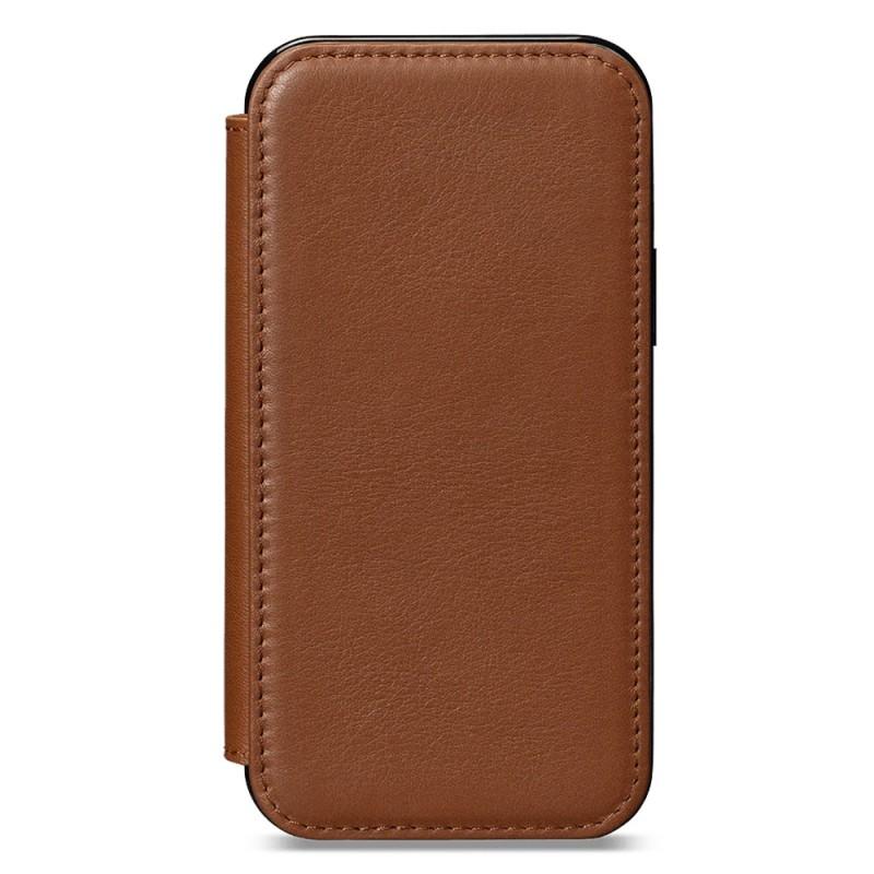 Sena WalletBook iPhone 12 / 12 Pro Bruin - 3