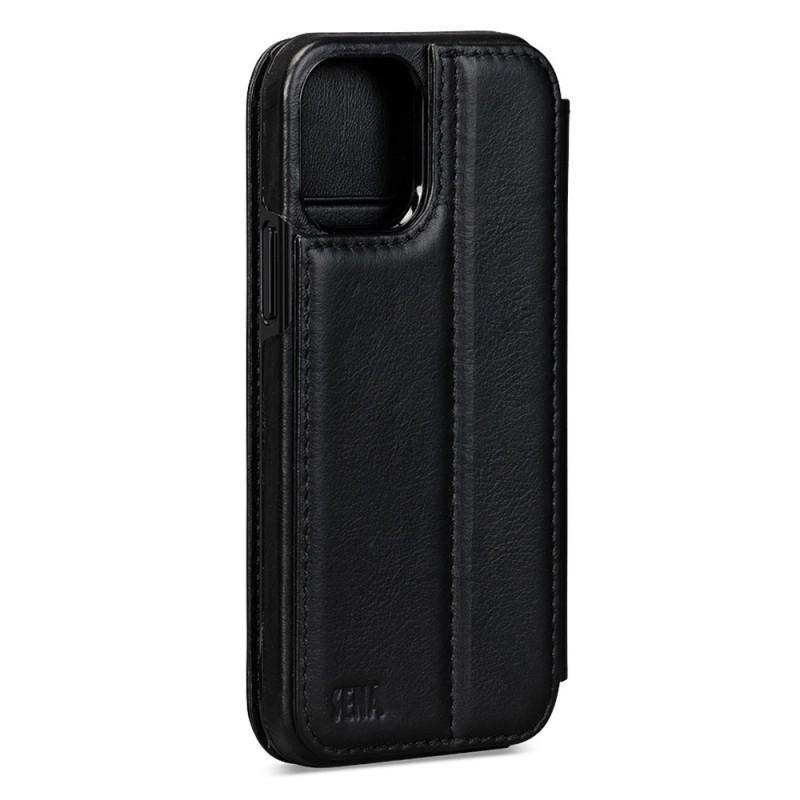 Sena WalletBook iPhone 12 / 12 Pro Zwart - 3
