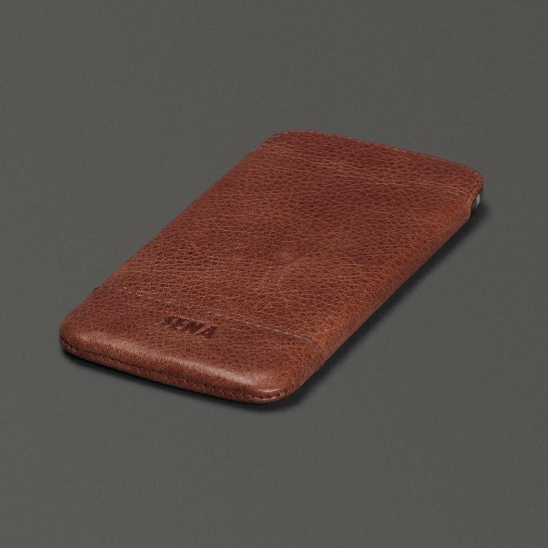 Sena Heritage UltraSlim iPhone 6 Plus Brown - 1