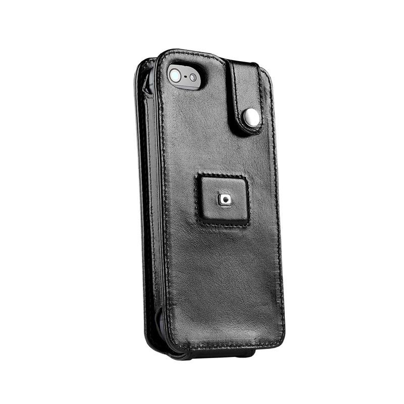 Sena Magnetflipper iPhone 5 Croco Black - 3