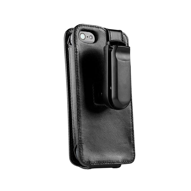 Sena Magnetflipper iPhone 5 Croco Black - 5