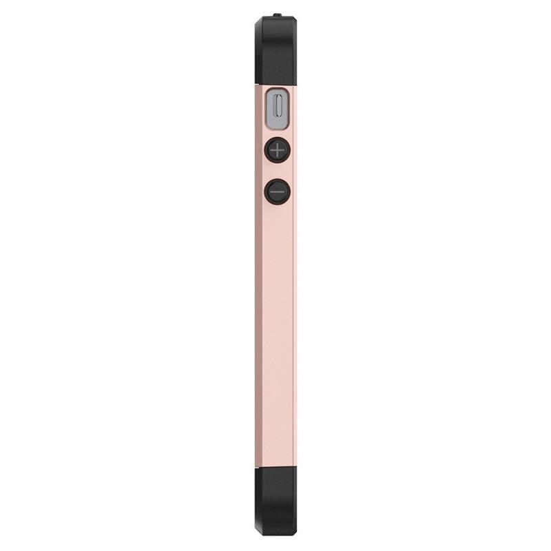 Spigen Slim Armor Case iPhone SE / 5S / 5 Rose Gold - 2