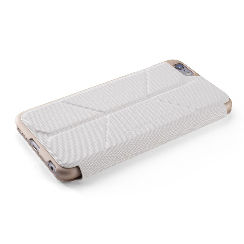 Element Case Soft-Tec Folio iPhone 6 Plus White - 5