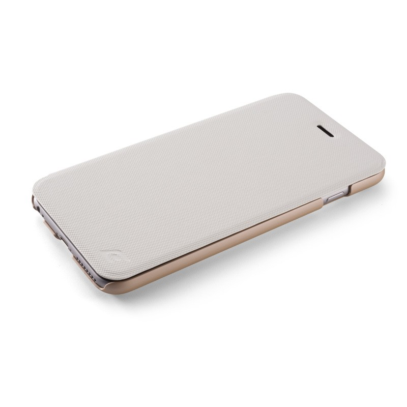 Element Case Soft-Tec Folio iPhone 6 Plus White - 6