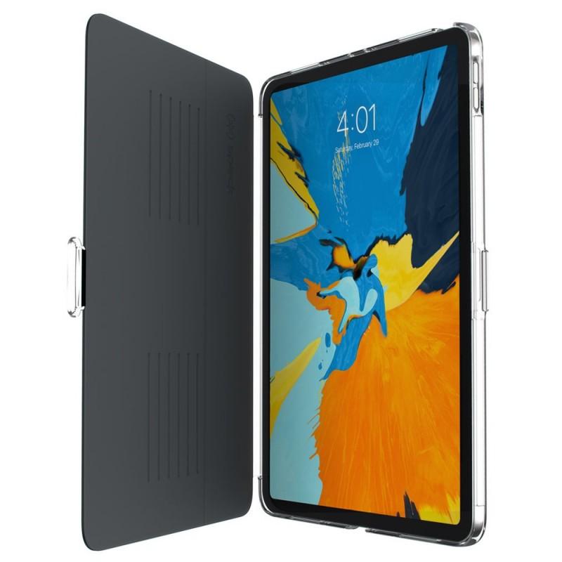 Speck Balance Folio Clear iPad Pro 11 inch Zwart Transparant 08